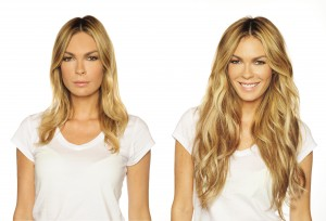 healthy hair extensions
